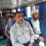 گزارش تصویری: تشکر از زحمات جوانان و نوجوانان زحمتکش مسجد جامع یخدان