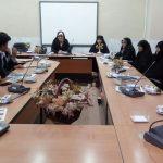 سومین کارگاه شعر جبهه فرهنگی میبد برگزار شد