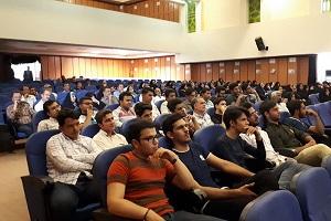 همایش معرفی رشته های دانشگاهی در میبد