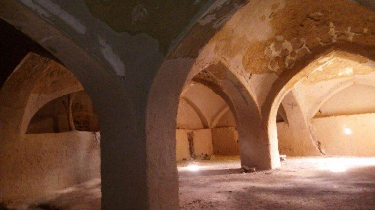 تخریب بناهای تاریخی ندوشن و غفلت متولیان+تصاویر
