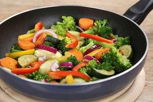 قهر یزدیها با سبزیجات