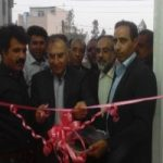 افتتاح دفتر هیأت فوتبال میبد با حضور مجید جلالی
