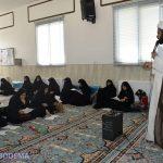 عکس/ برگزاری کلاس های اخلاق در نهج البلاغه ویژه بانوان در میبد