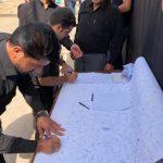 عکس/ امضاء طومار مخالفت با تجمیع حوزههای انتخابیه