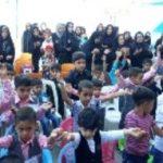 مراسم افتتاح ساختمان جدید مهدکودک بشری برگزار شد