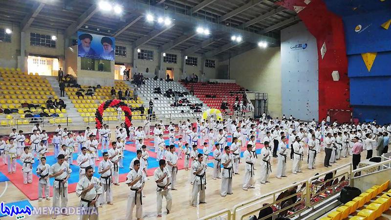 افتخار آفرینی رزمی کاران میبدی در مسابقات کشوری کاراته سبک شینرزمذوالفقار/ تصاویر