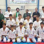 افتخار آفرینی میبدیها در مسابقات کشوری کاراته سبک شینرزمذوالفقار