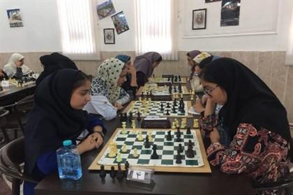 برگزاری مسابقات شطرنج دانشآموزان دختر استان یزد