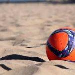 بهره برداری از زمین فوتبال ساحلی بیده میبد