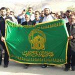 تصاویر/ خدام حرم امام رضا(ع) در روستای علویه