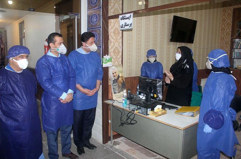 تمام مسئولین واحدهای مختلف بیمارستان در طول ۲۴ ساعت شبانه روز آماده و در دسترس باشند