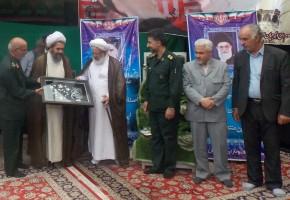 شهید علیزاده شورکی، شهید شاخص اصناف یزد شد