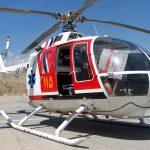 ایجاد ۱۰۸ نقطه برای فرود بالگرد اورژانس هوایی در یزد