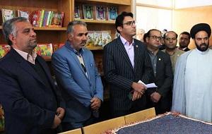 افتتاح نخستین کتابخانه تخصصی کودک و نوجوان در ندوشن