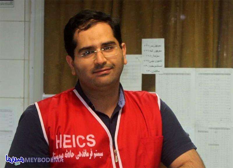 یک جوان به عنوان سرپرست جدید بیمارستان امام جعفر صادق(ع) میبد انتخاب شد