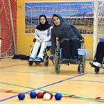 شروع ثبتنام ورزش بوچیا در میبد توسط بهزیستی