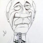 دو اثر جدید کاریکاتوریست میبدی درباره کودتای عجیب اخیر در ترکیه