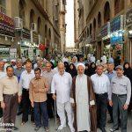 مدیران کاروان های میبدی: رفتار عربستانی ها امسال بهتر از سال های گذشته است/ گلچینی از تصاویر دریافتی