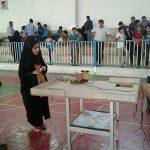 برگزاری اولین دوره مسابقات روبوکاپ در میبد