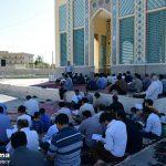 گزارش تصویری از دعای روز عرفه در بارجین