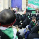 📸تصاویر/ همایش جهانی حضرت علی اصغر(ع) در میبد