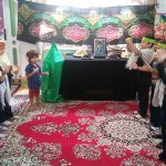 مراسم یادبود آرین نعمتی، دانش آموز اهدا کننده عضو در مهد کودک صدف برگزار شد/ تصاویر