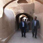 مسجد زیرک و بازارچه قدیمی بیده مرمت میشود