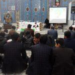 گزارش تصویری از محفل انس با قرآن در دانشکده علوم قرانی میبد
