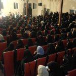 📸جشن میلاد پیامبر اکرم و امام صادق در دانشگاه میبد