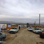 دومین تیم فنی جبهه فرهنگی میبد به روستای کوئیکحسن اعزام شد