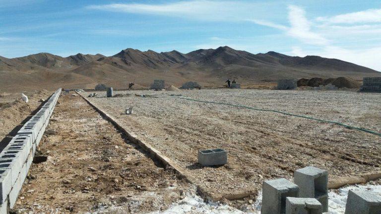 نخستین زمین چمن مصنوعی در ندوشن احداث میشود