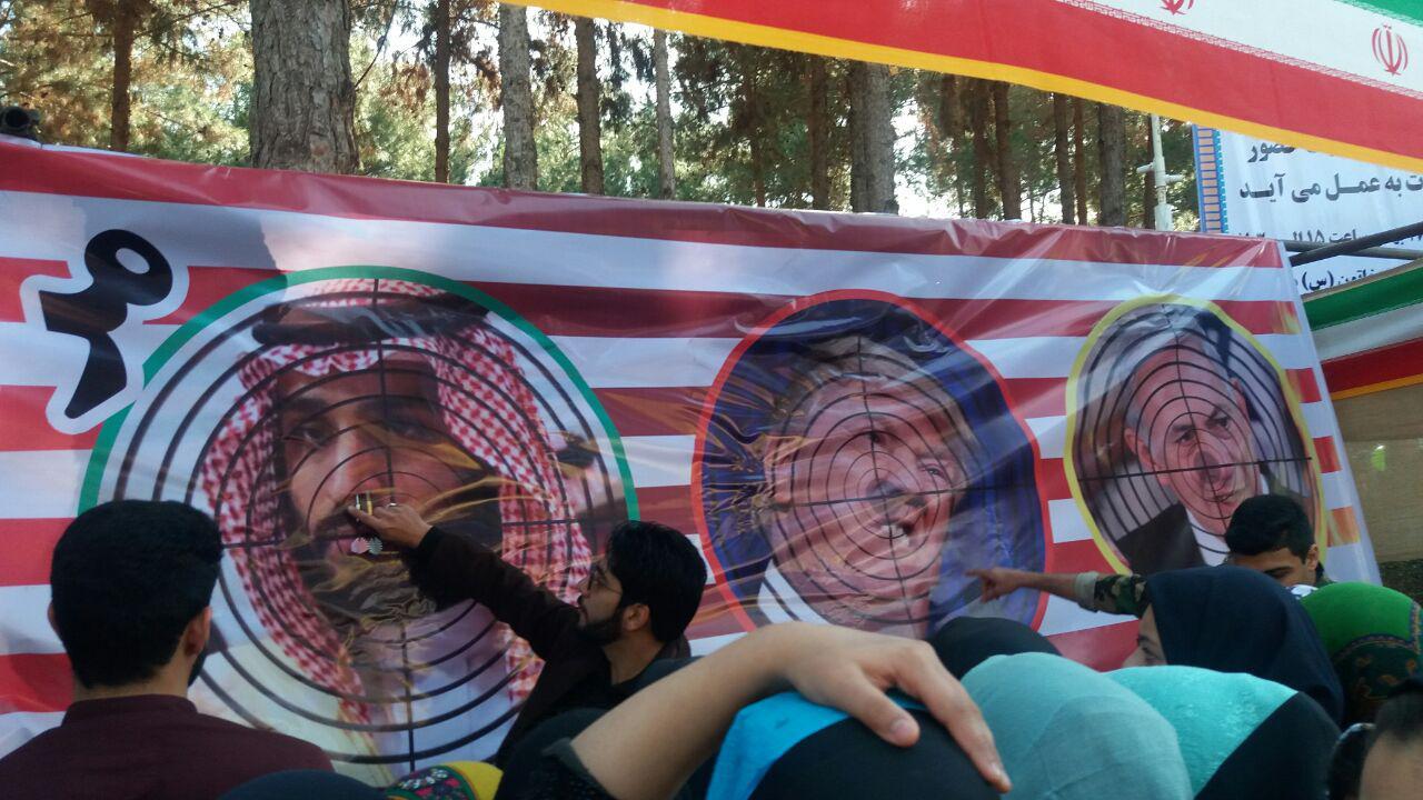 عکس های شما از جشن بهمن تماشایی مردم میبد