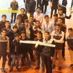 با ۲۴ نخبه دانش آموزی میبدی در مسابقات نادکاپ در دانشگاه صنعتی شریف شرکت کردیم/ داور مسابقات از جرات و توان فنی بالای بچه های میبد تعریف می کرد