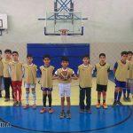 شهرستان میبد برای اولین بار در جشنواره مینی بسکتبال شهرستان های استان یزد شرکت کرد/ تصاویر
