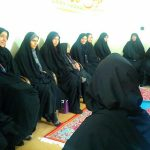 بازدید مشاور امور بانوان از مرکز جامع توانبخشی سالمندان