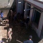گزارش تصویری/ طلبه های میبدی در روستای بابازید شهرستان پل دختر