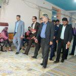 بازدید رئیس کل دادگستری استان از مرکز خیریه محبت