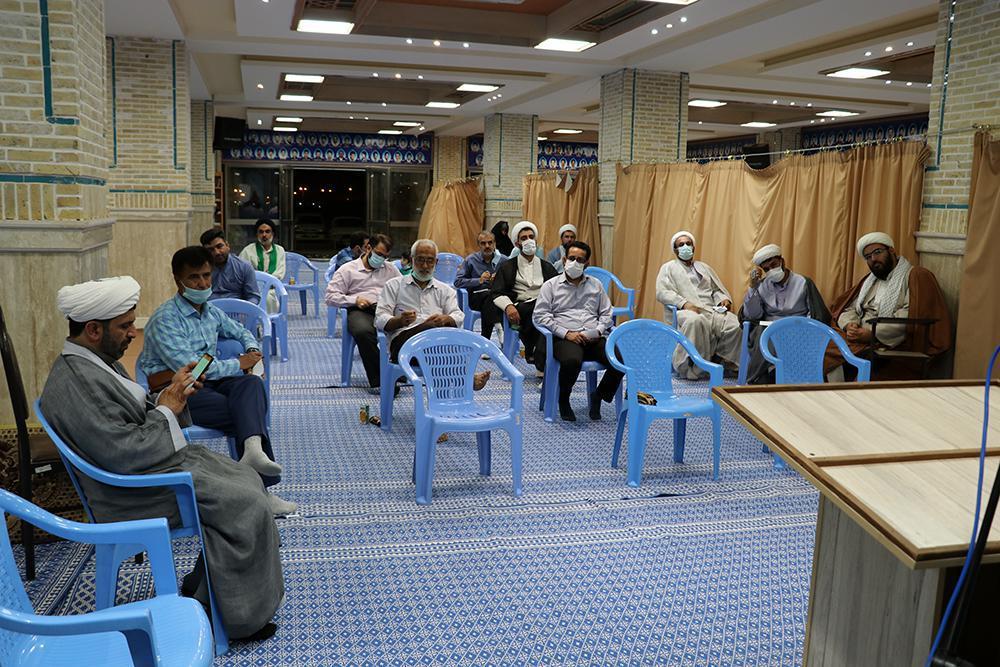 گزارش تصویری از دومین نشست مجمع عمومی جبهه فرهنگی میبد
