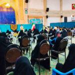 برگزاری اختتامیه مسابقات قرآنی و تجلیل از برگزیدگان رویداد ملی فهما در میبد+ عکس
