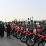 مانور پنجمین مرحله طرح سردار سلیمانی در میبد برگزار شد+ تصاویر