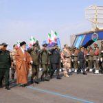 حضور و سخنرانی فرمانده کل قوا در مراسم دانشآموختگی دانشجویان دانشگاههای افسری ارتش