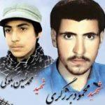 یادبود شهیدان بلوکی و برزگری در میبد
