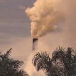 استقرار صنایع در محور یزد-اردکان بدون در نظر گرفتن بادهای غالب انجام گرفته