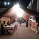 شب اول مراسم گرامیداشت شهدای محمودآباد برگزار شد +عکس