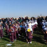 جشنواره ورزش و شادابی با حضور مادران و کودکان در میبد